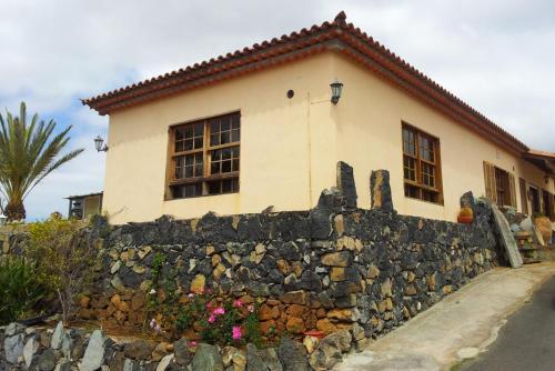 Un patio o zona al aire libre en Finca Chimaca