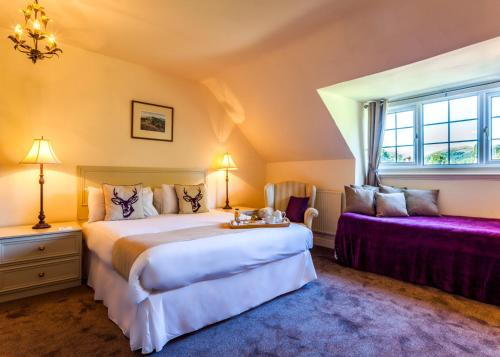 A room at Colwall Park - Hotel, Bar & Restaurant