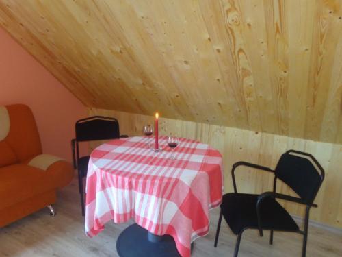 A room at Brīvdienu māja Audas