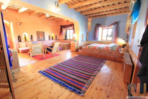 A room at La Perle Du Dades