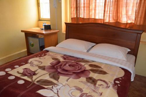 A room at Yee Shin Guest House