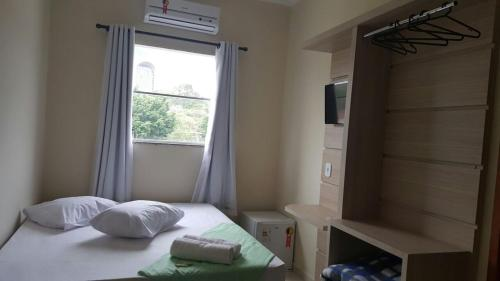 Um quarto em Hotel Pousada do Papa