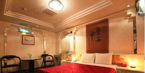 百老匯碟影旅館房間