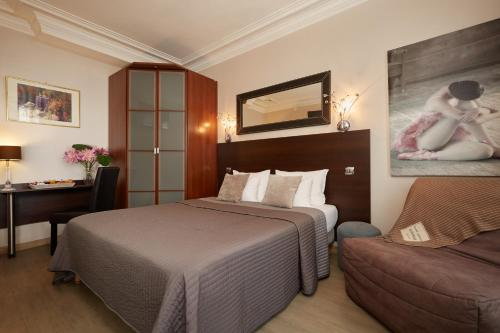 Una habitación en Le Twelve