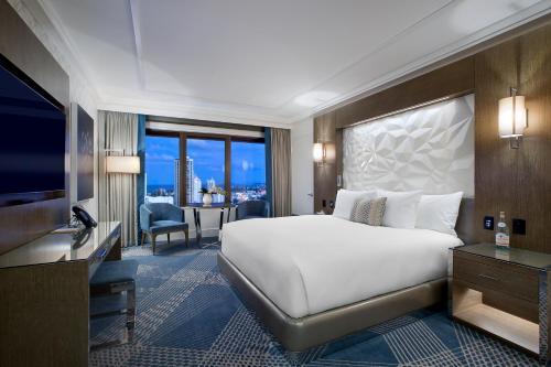 A room at The Star Grand at The Star Gold Coast