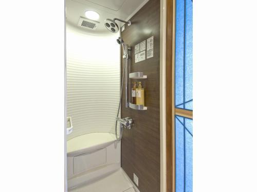 A bathroom at Lakeland Hotel Mizunosato