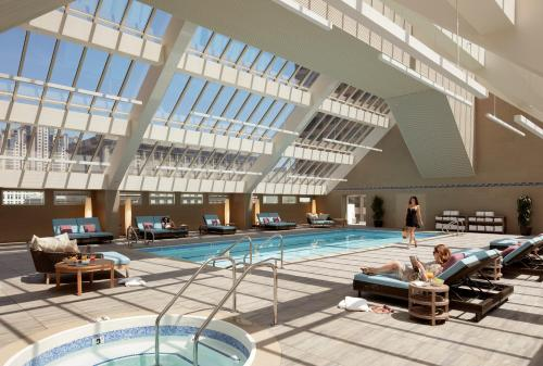 The swimming pool at or near Hotel Nikko San Francisco