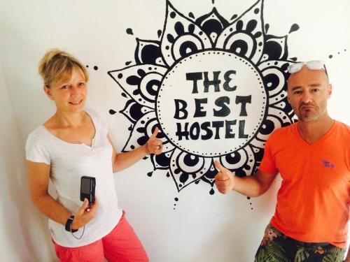 Gäste, die in der Unterkunft The Best Hostel übernachten