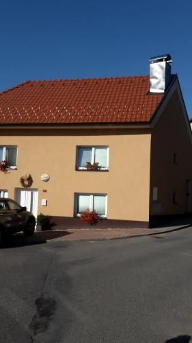 Exteriér nebo vchod ubytování Apartment Pod Kotnovem