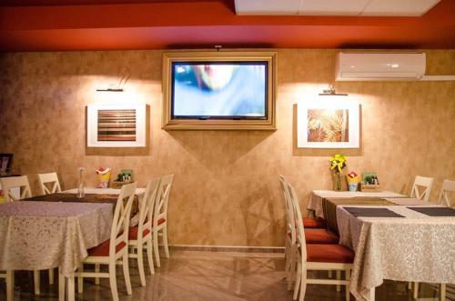 Ресторант или друго място за хранене в Хотел Орловец