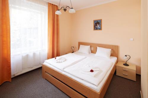A room at Penzion Rossini
