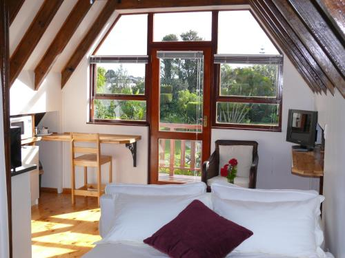 A room at Aberdour Guesthouse