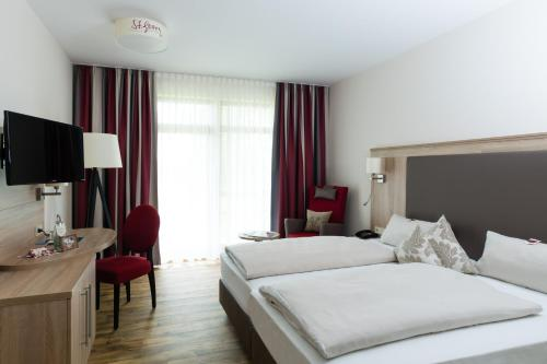 A room at Hotel St. Georg
