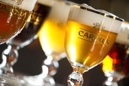 Drinks at Hotel Brouwerij Het Anker