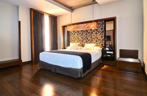 Ein Zimmer in der Unterkunft Vincci Soho