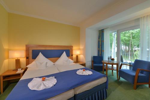A room at IFA Graal-Müritz Hotel & Spa