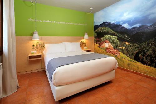 Una habitación en PirineosNature Apartments