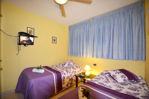 Una habitación en Apartamento en Salou