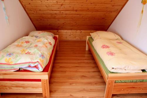Pokoj v ubytování Chata v Beskydech