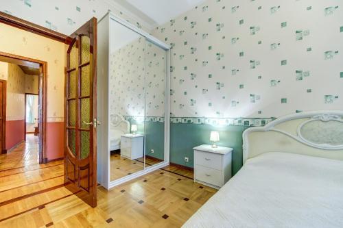 Ванная комната в Apartament Ulyany Gromovoy