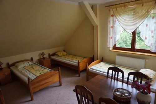 Pokój w obiekcie Ośrodek Wypoczynkowy Sowa