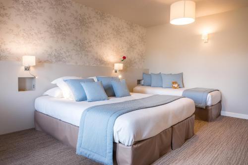 A room at Villa Odette