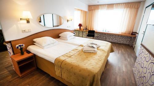 Tuba majutusasutuses Hestia Hotel Susi