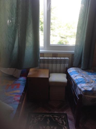Гостиная зона в Гостевой дом «Камо»