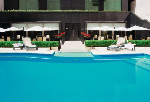 The swimming pool at or near Regal Pacific Puerto Madero