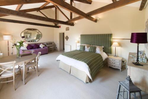 A room at Byland Abbey Inn
