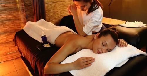 Spa e/ou outras comodidades de bem-estar em Hotel Mia Cara