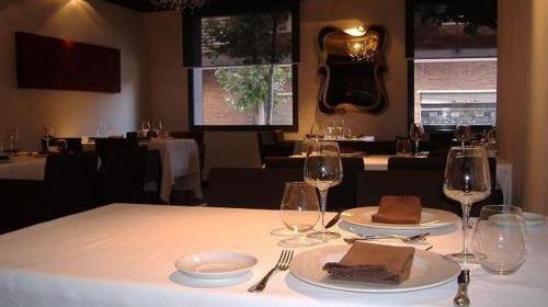 Un restaurante o sitio para comer en Hotel Diego's