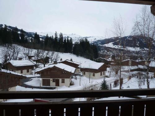Le Hameau des Neiges during the winter