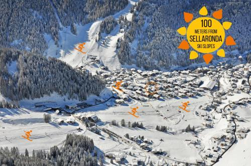 Residence Luzerna *** durante l'inverno