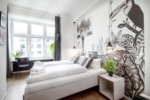 A room at Pyjama Park Schanzenviertel