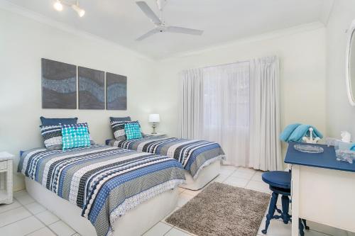 A room at Trinity Retreat