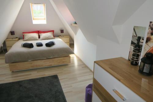 Pokój w obiekcie Apartment Wave