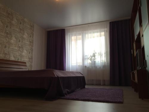 A room at Apartments at Bulvar Pobedy