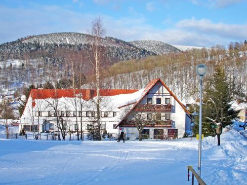 Berghotel Simon im Winter