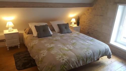 A room at Maisoun Pequeux