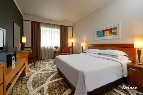 吉隆坡協和酒店房間