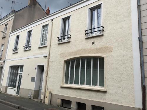 The facade or entrance of Appartement Terra XXL