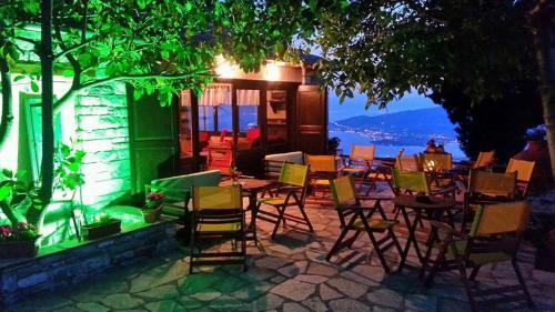 Εστιατόριο ή άλλο μέρος για φαγητό στο Αρχοντικό Πάντου
