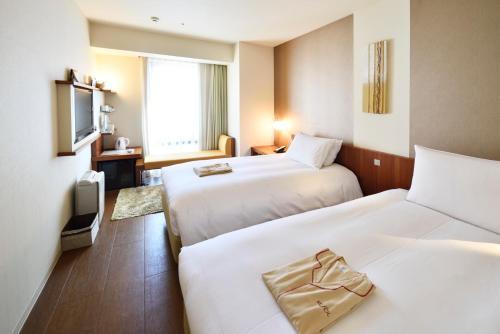 A room at Hotel Resol Ikebukuro