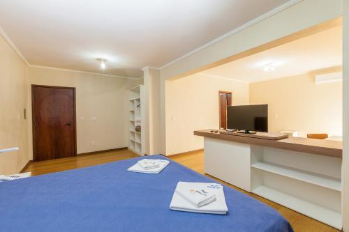 A room at Hotel Letto Caxias