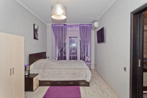A room at Apartments at Gorkogo