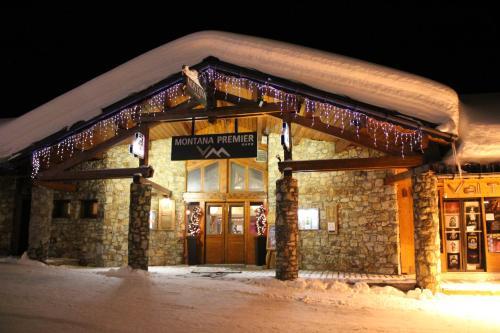 The facade or entrance of Résidence Montana Premier