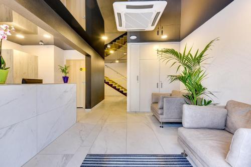 Hol lub recepcja w obiekcie Baltic Sands - Aparthotel