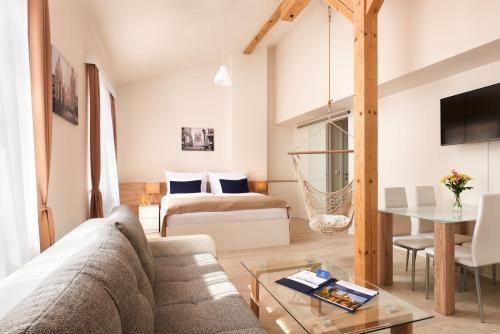 Lounge oder Bar in der Unterkunft Remember Residence