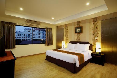 A room at Nova Park Hotel